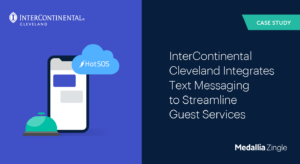 Text Messaging to Streamline Guest Services