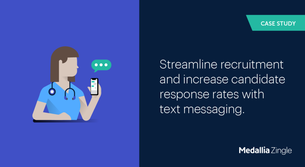 HR and staffing text messaging