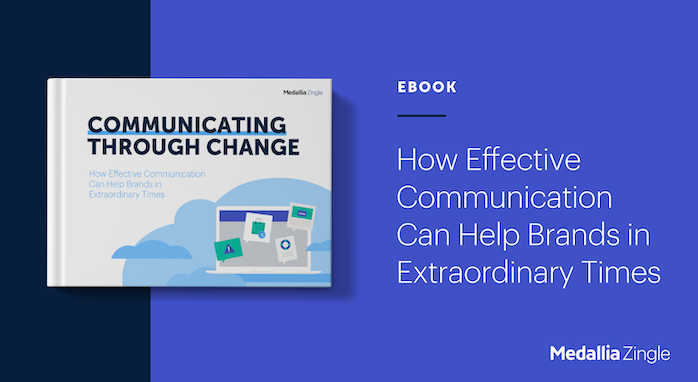 Graphic: Free eBook: How Effective Customer Communication Can Help Brands Through Extraordinary Times