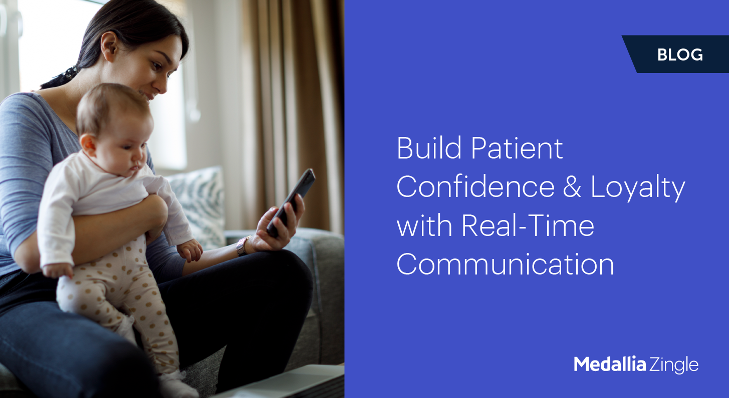 Build Patent Confidence & Loyalty with Real-Time Communication
